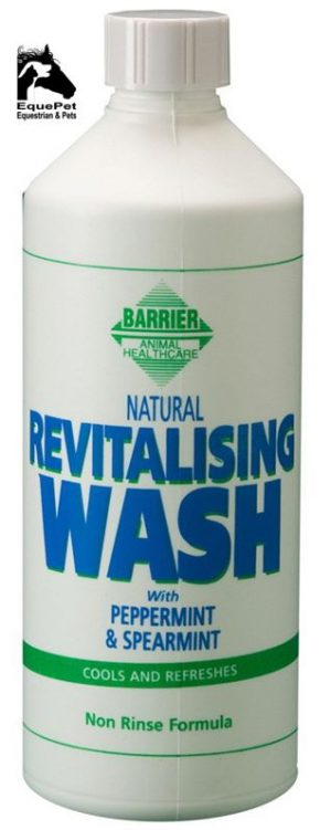 Barrier Animal Healthcare Revitalising Wash 500ml