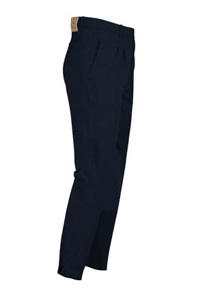 Hac-Tac Mens Competition Breeches (Navy)